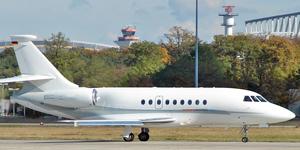 Dessault Falcon 2000 - Exterior